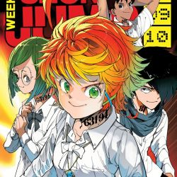 Weekly Shonen Jump 9/10/18 Featured
