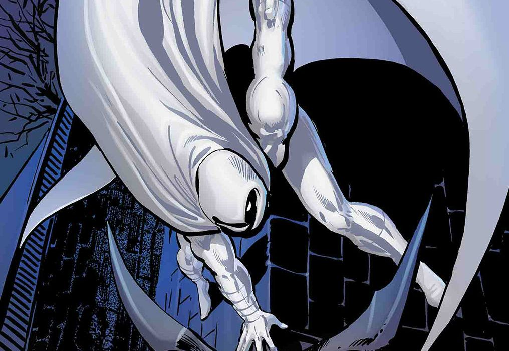 Moon Knight 200 cover