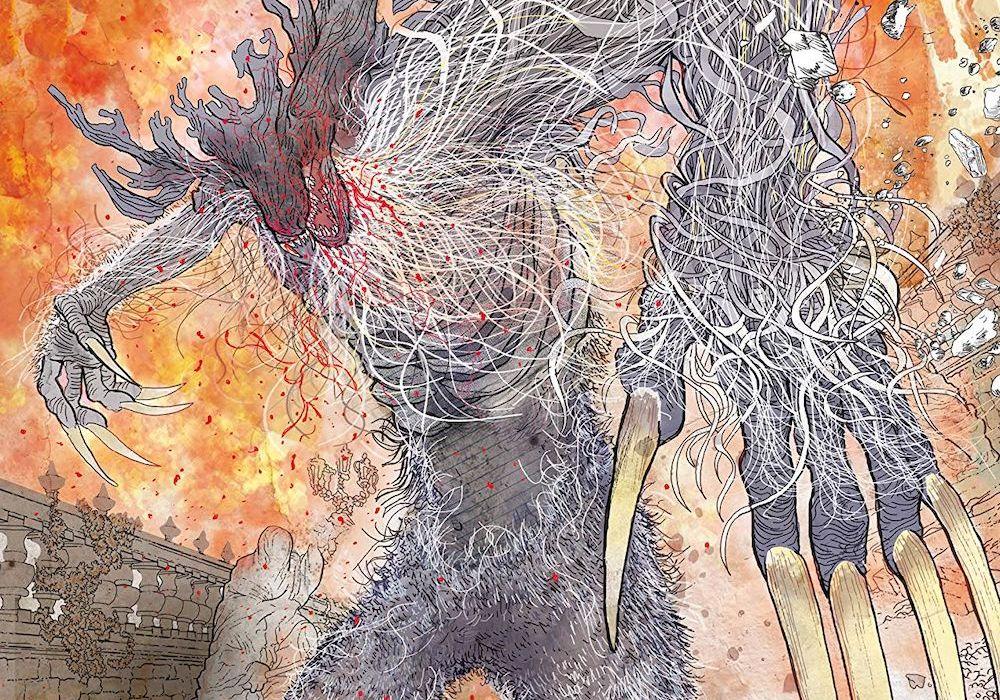 Bloodborne #6 Featured