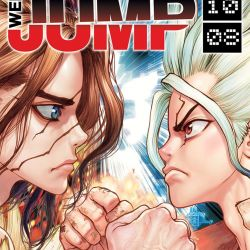 Weekly Shonen Jump October 8, 2018 Featured