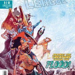 Justice League 11 Featured