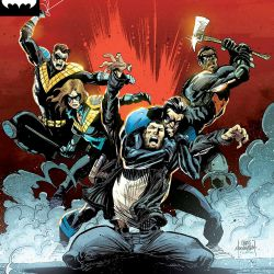 Nightwing #53 - Featured