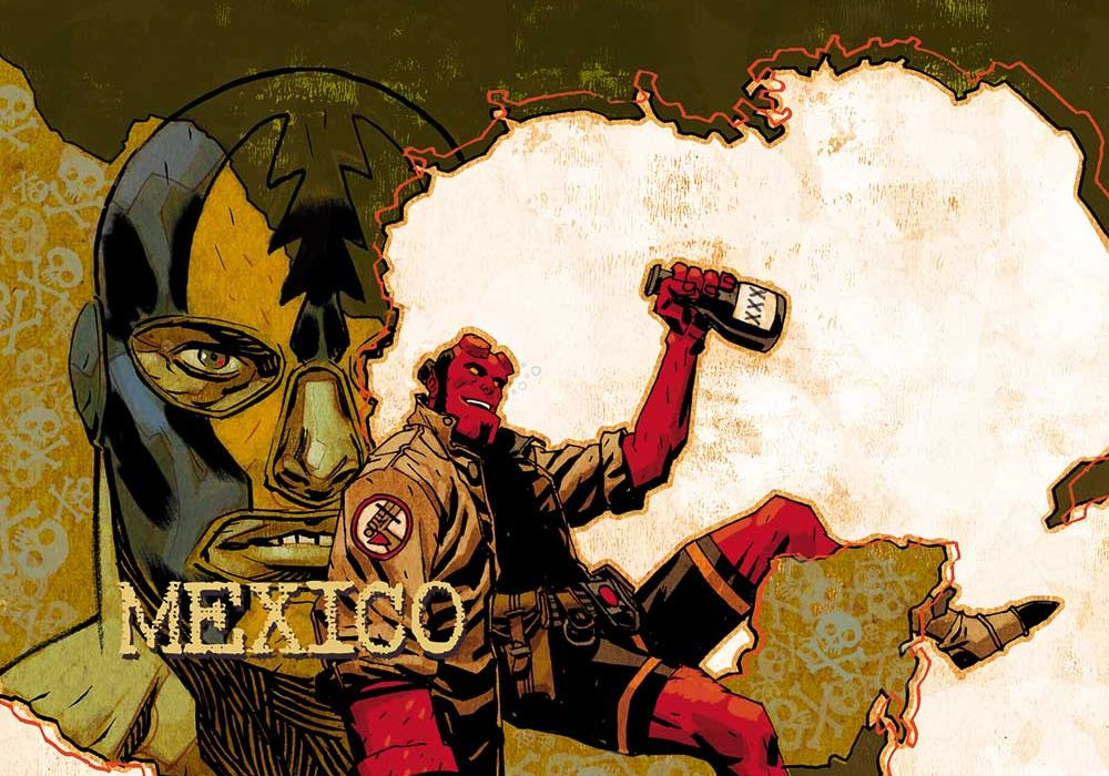 Feature: Hellboy and the B.P.R.D.: 1956 #5