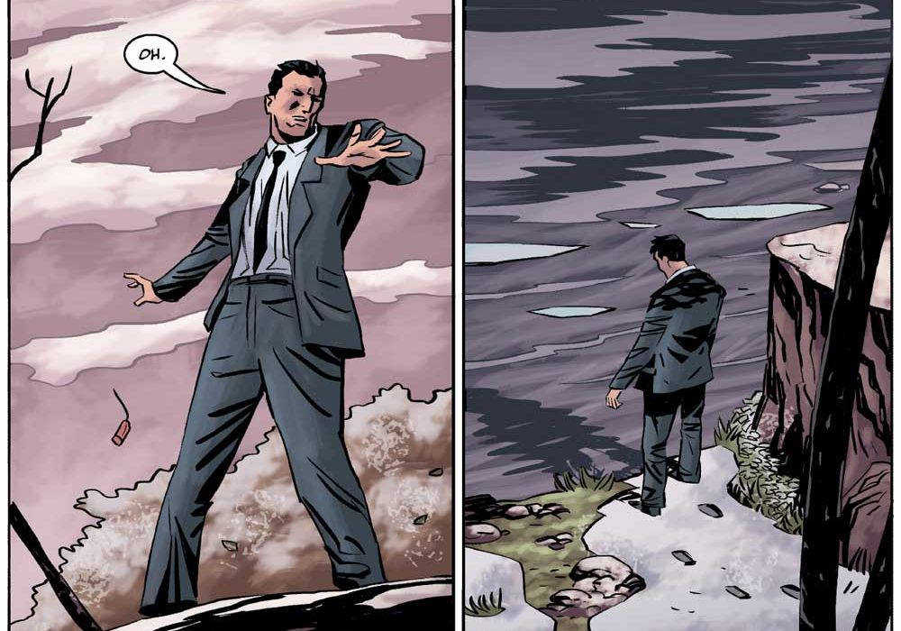 Feature: Joe Golem: Occult Detective―The Drowning City #5 (Page 3)