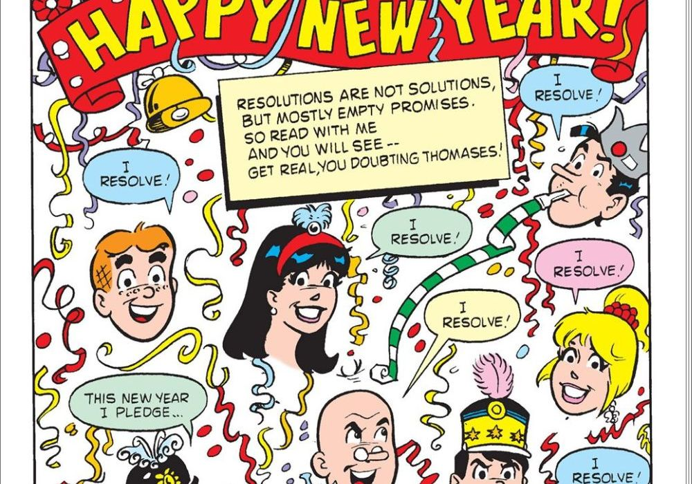 New Year's Resolutions Featured