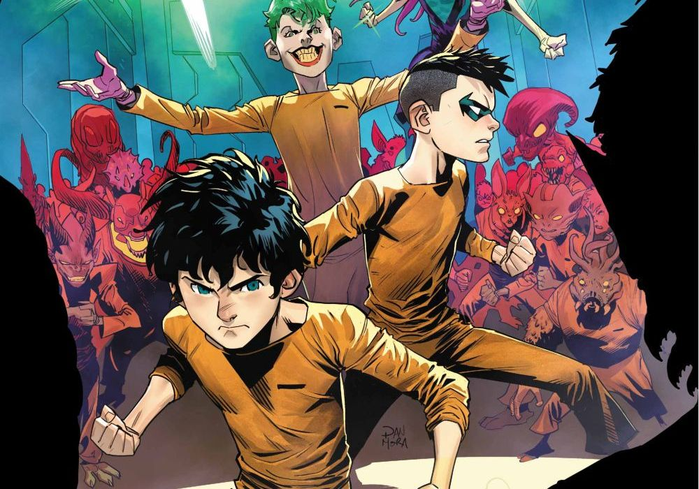 Adventures of the Super Sons 7 Featured