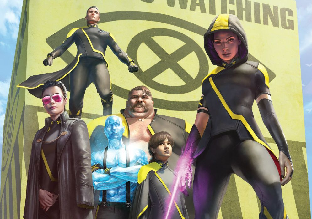 Age of X-Man: X-Tremists #1 featured