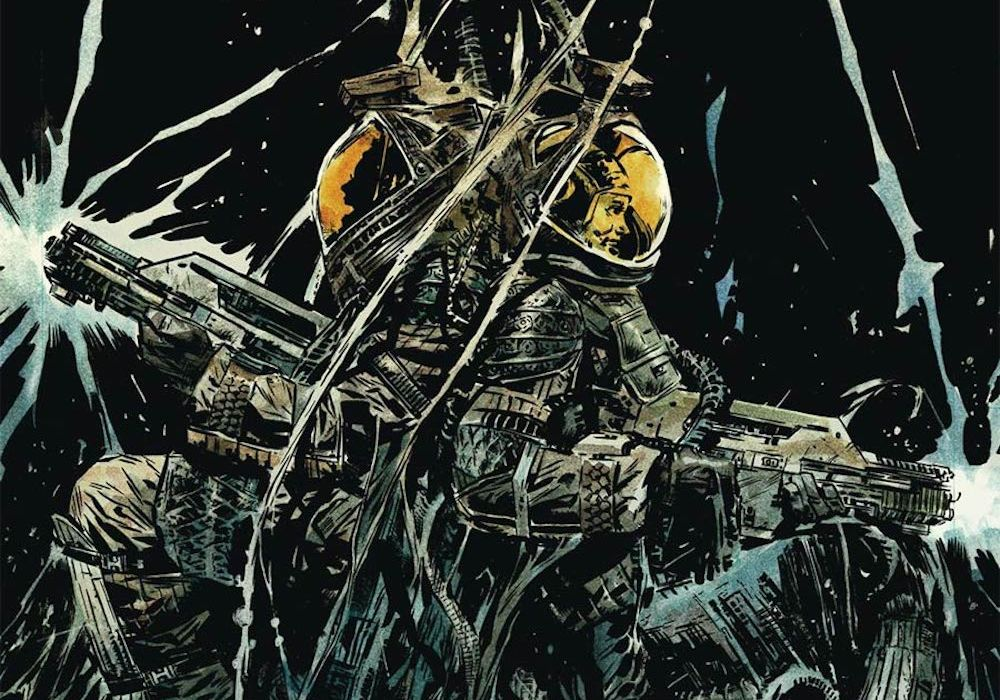Aliens: Resistance #2 Featured
