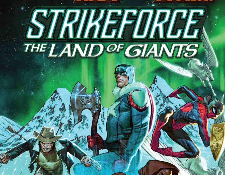 War of the Realms Strikeforce Featured