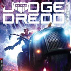 Judge Dredd Megazine 407 Featured