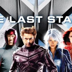 X-Men 3 The Last Stand Cover