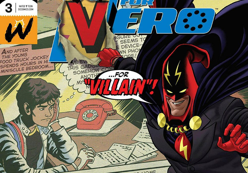 Dial H for Hero #3 - Featured
