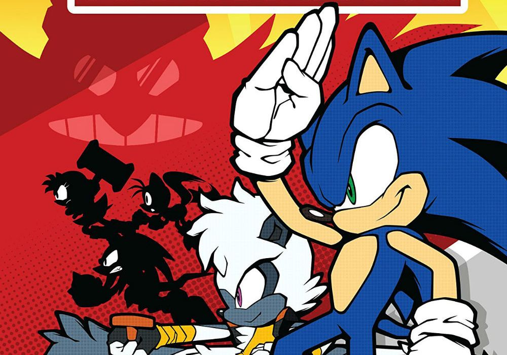 Sonic the Hedgehog Annual 2019 - Featured
