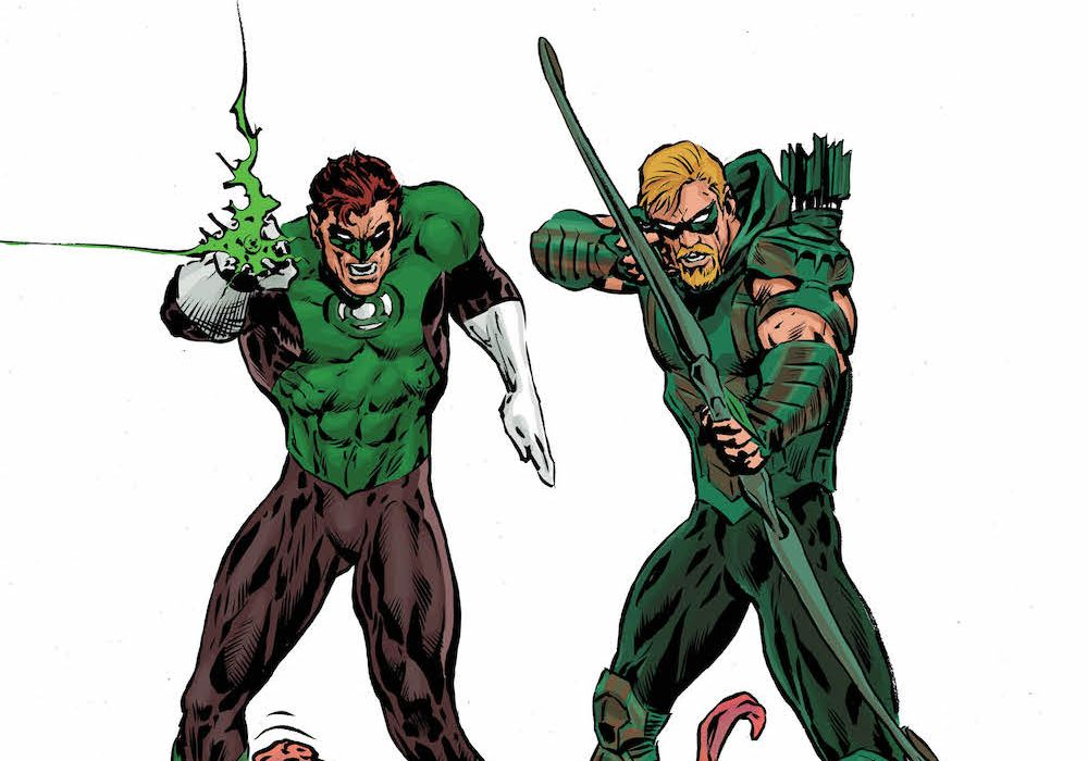 The Green Lantern 8 Featured