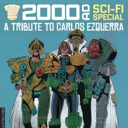 2000 AD 2019 Sci Fi Special Featured