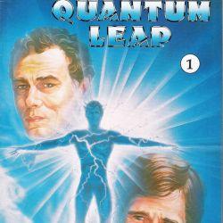 Quantum Leap Comic Featured