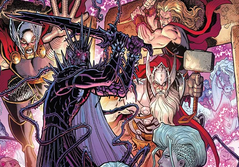 War of the Realms 6 featured
