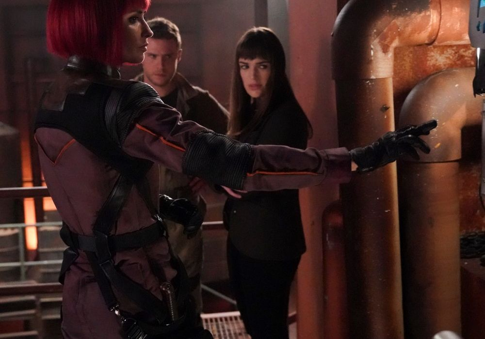 Agents of SHIELD Collision Course pt 1