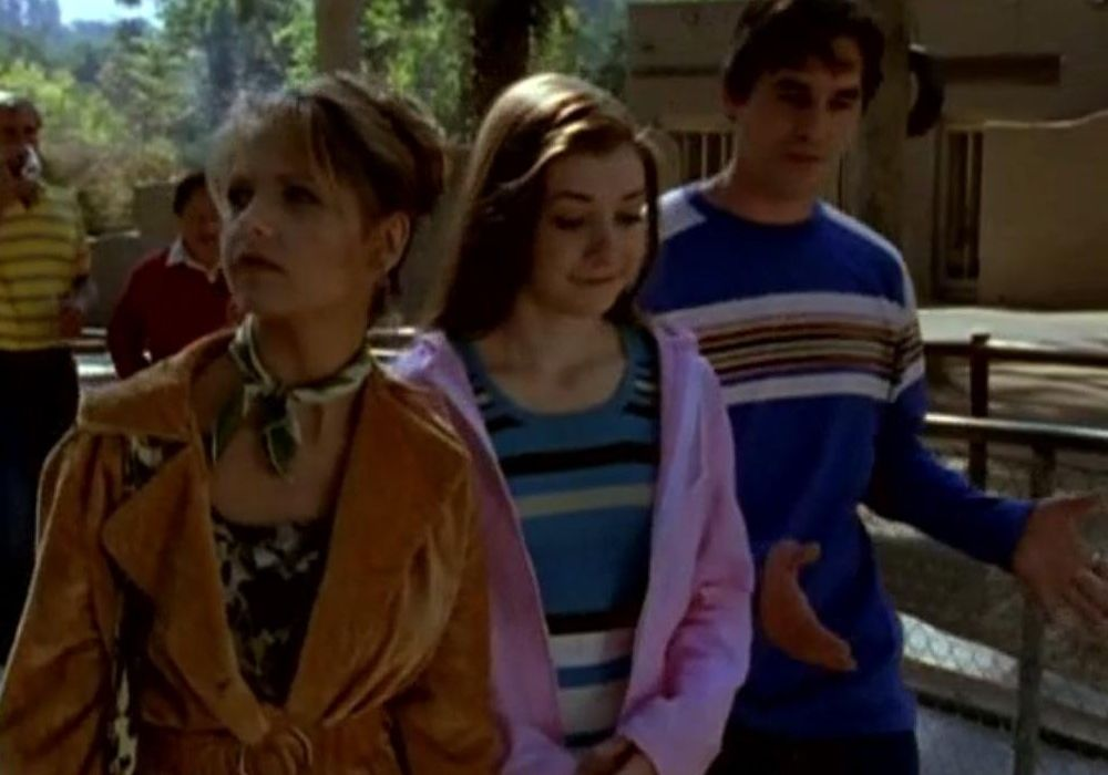 """buffy the vampire slayer """"the pack"""""""