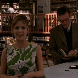 buffy the vampire episode five, season one