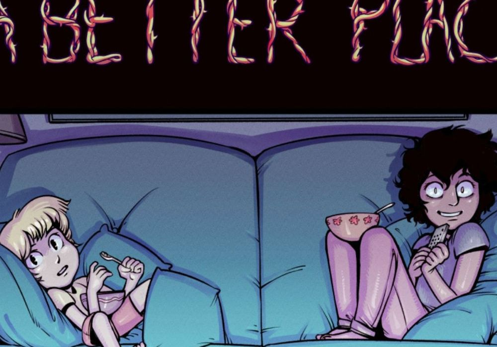 A Better Place - Featured