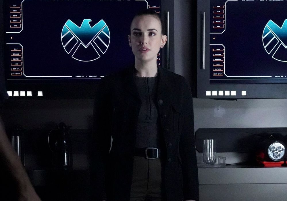 Agents of SHIELD New Life