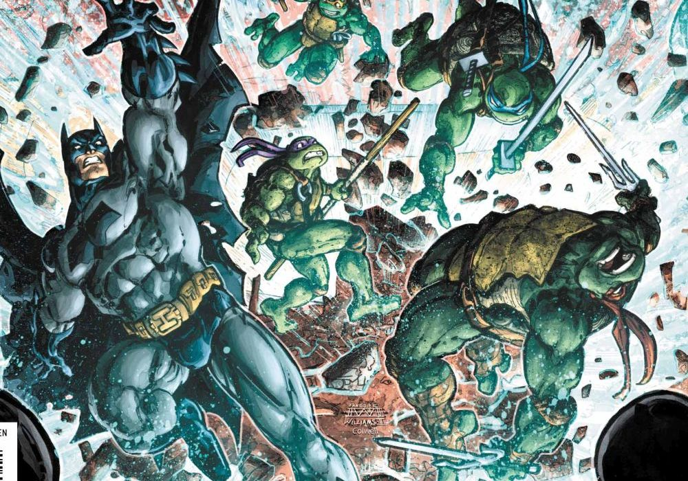 Batman TMNT III 3 Featured