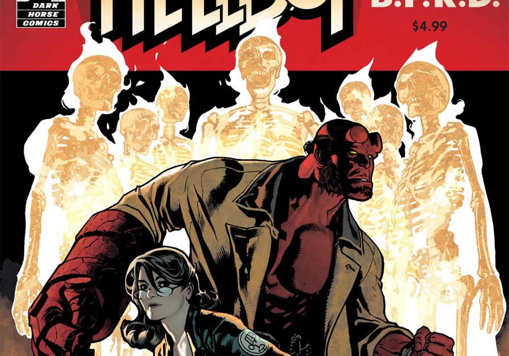Feature: Hellboy and the B.P.R.D.: The Seven Wives Club