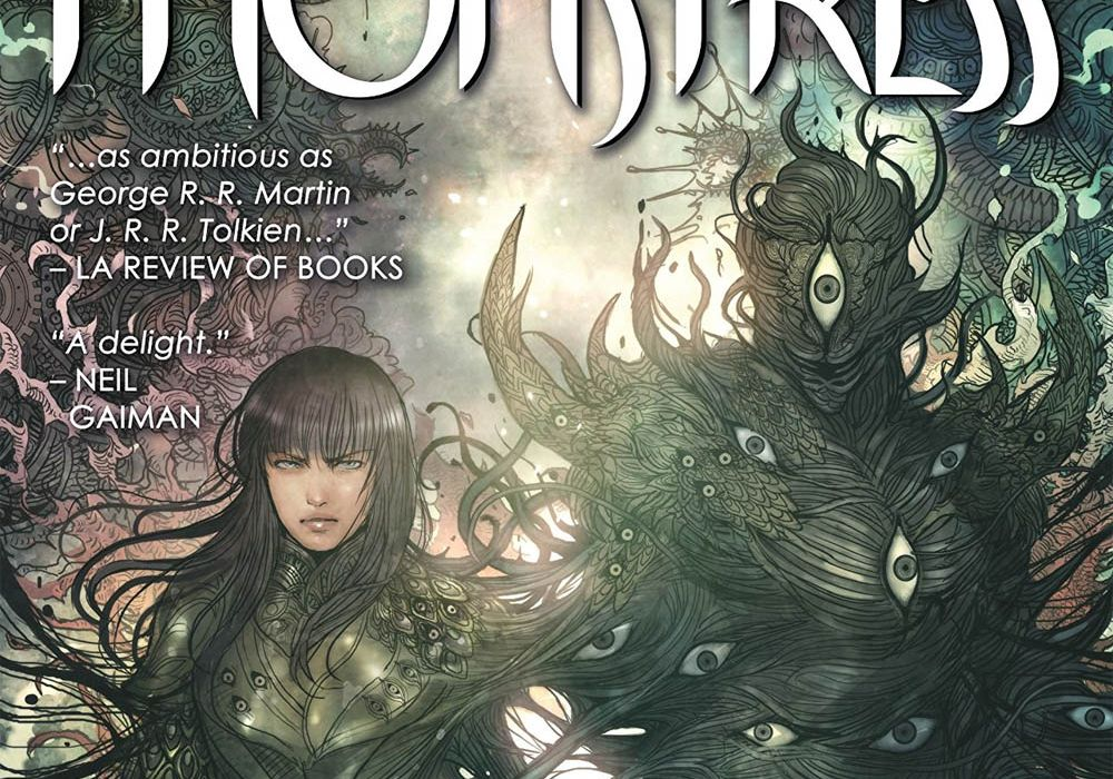 Monstress Volume 3 featured