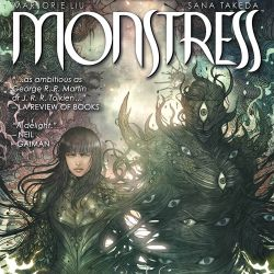 Monstress Volume 3 featured