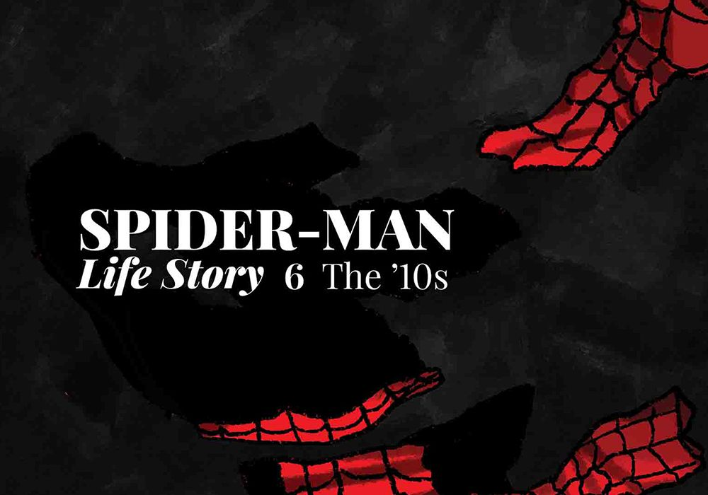 Spider-Man Life Story #6 Featured