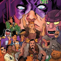 The Unbeatable Squirrel Girl #50 featured
