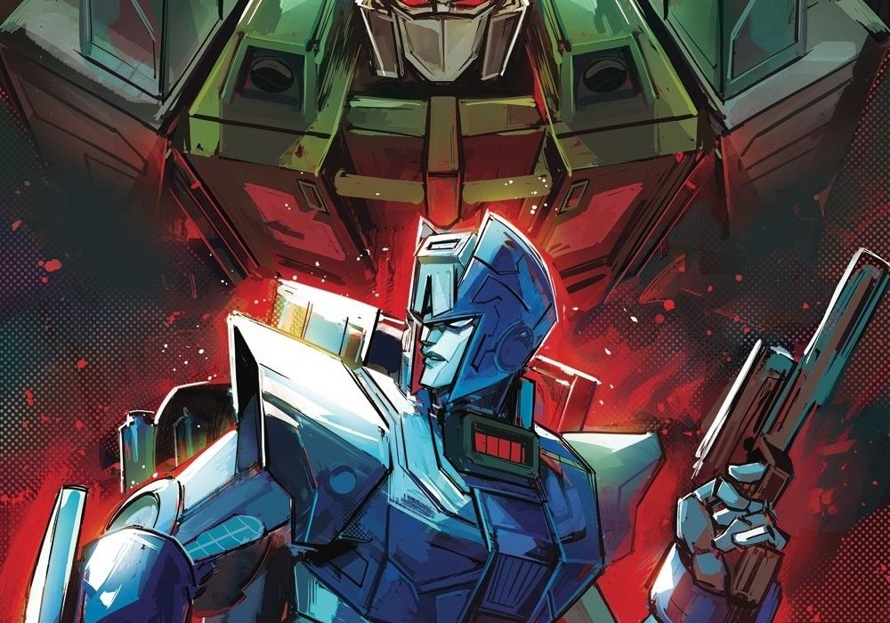 Transformers #10 Featured