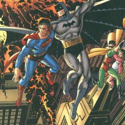 superman batman generations
