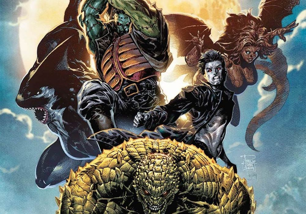 Gotham City Monsters #1 Featured