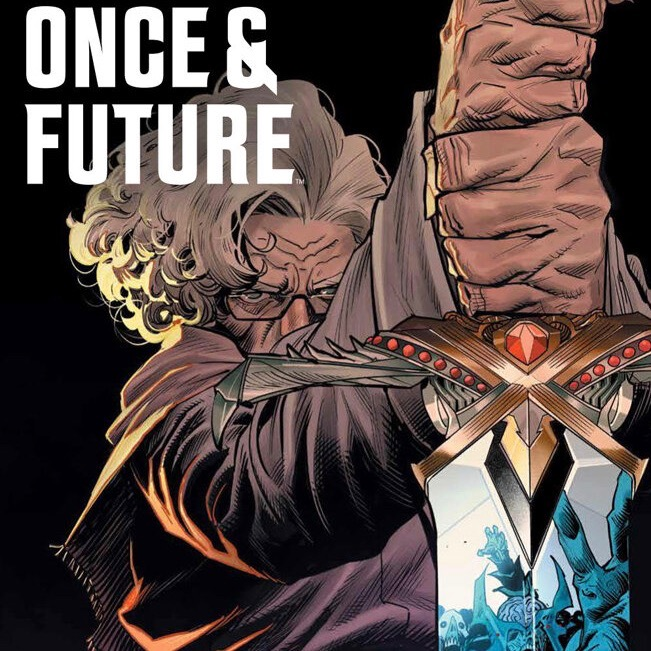 Once and Future #2 (featured image)