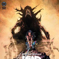 Wonder Woman Dead Earth Featured