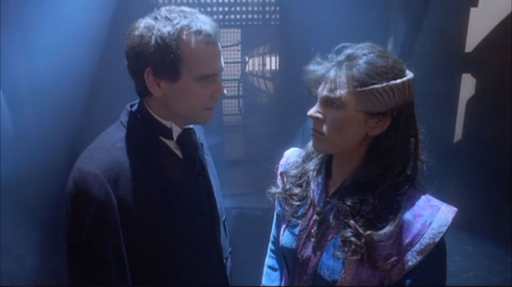 Babylon 5 s2 ep21 - Featured