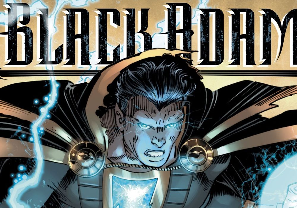 Black Adam Year of the Villain #1 Featured