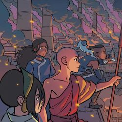 Feature - Avatar: The Last Airbender—Imbalance, Part 3