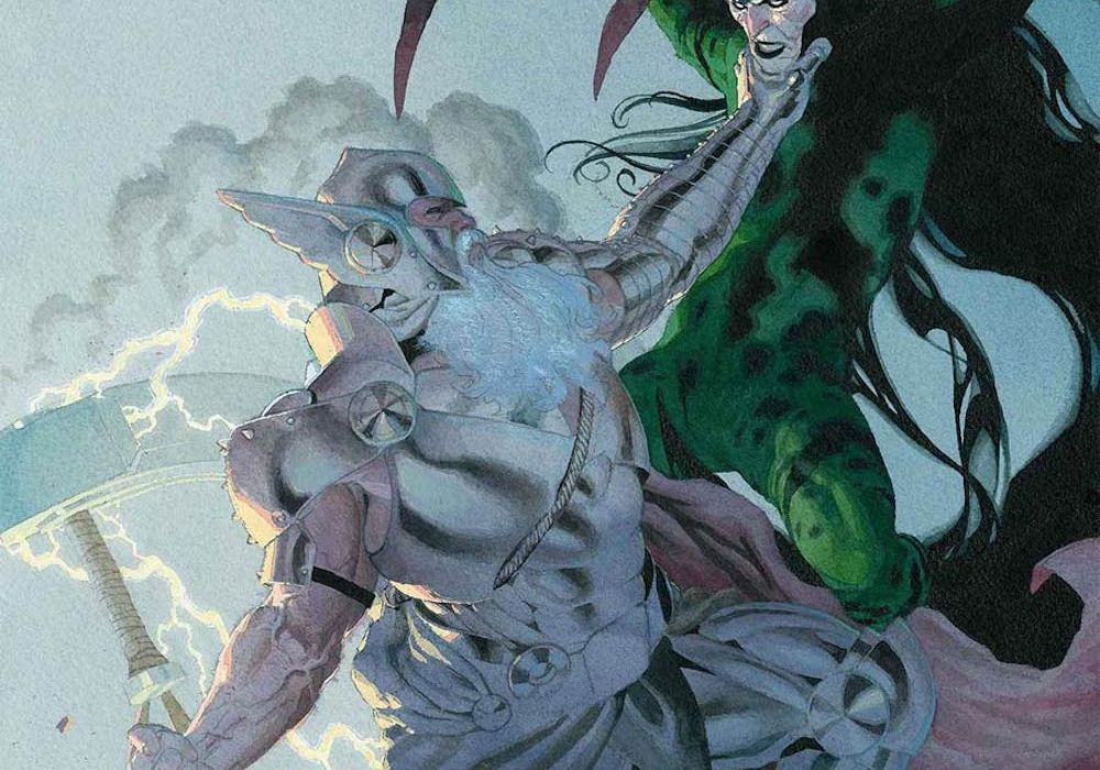 King Thor #2 Featured