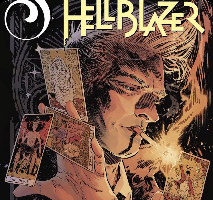 Hellblazer #1 Featured