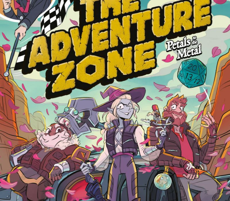 The Adventure Zone Petals to the Metal featured