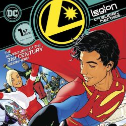 Legion of Super-Heroes #1 Featured