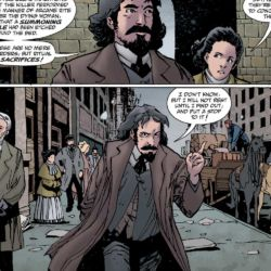 Feature: Witchfinder: The Reign of Darkness #1 (page 4)