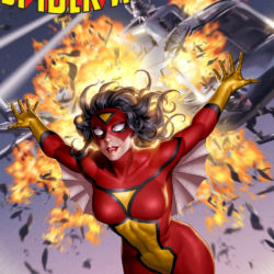 Spider-Woman Featured