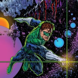 The Green Lantern Season Two Cover Liam Sharp Featured