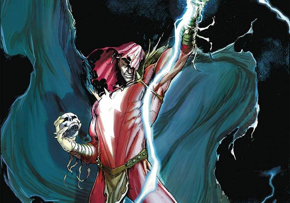 The Infected King Shazam #1 Featured