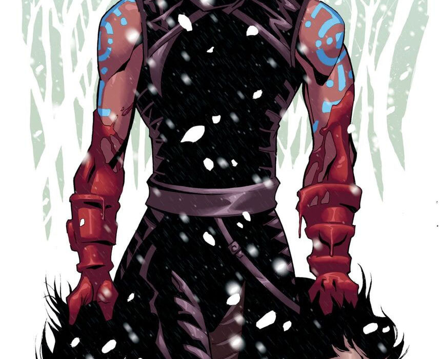 Artemis and the Assassin issue 1 reg cover