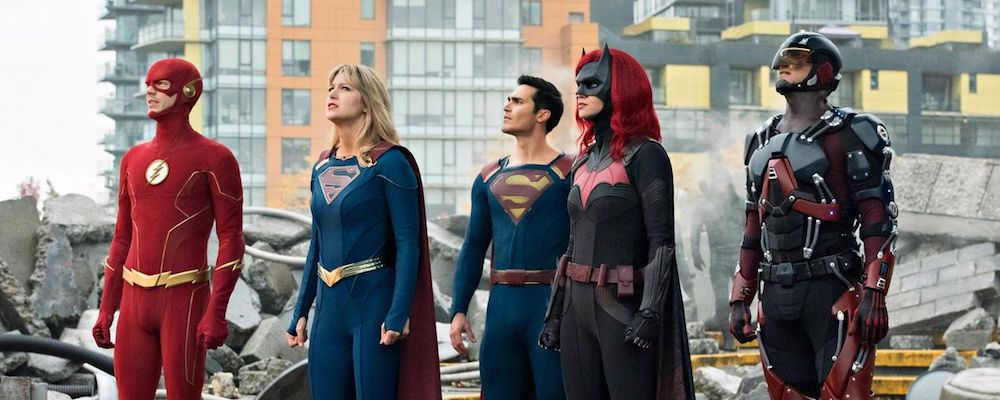 Supergirl Crisis On Infinite Earths Part 1